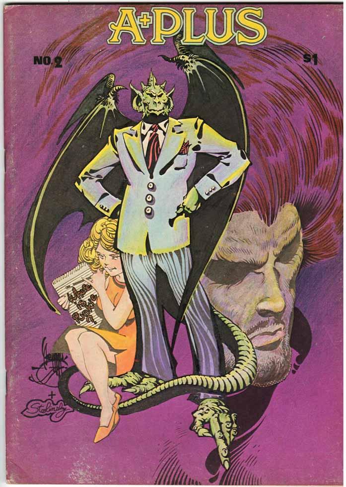 A+Plus (1977) #2