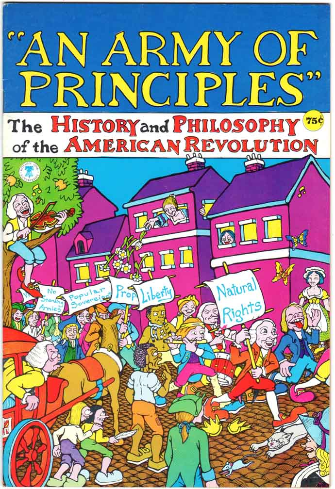 Army of Principles (1976) #1