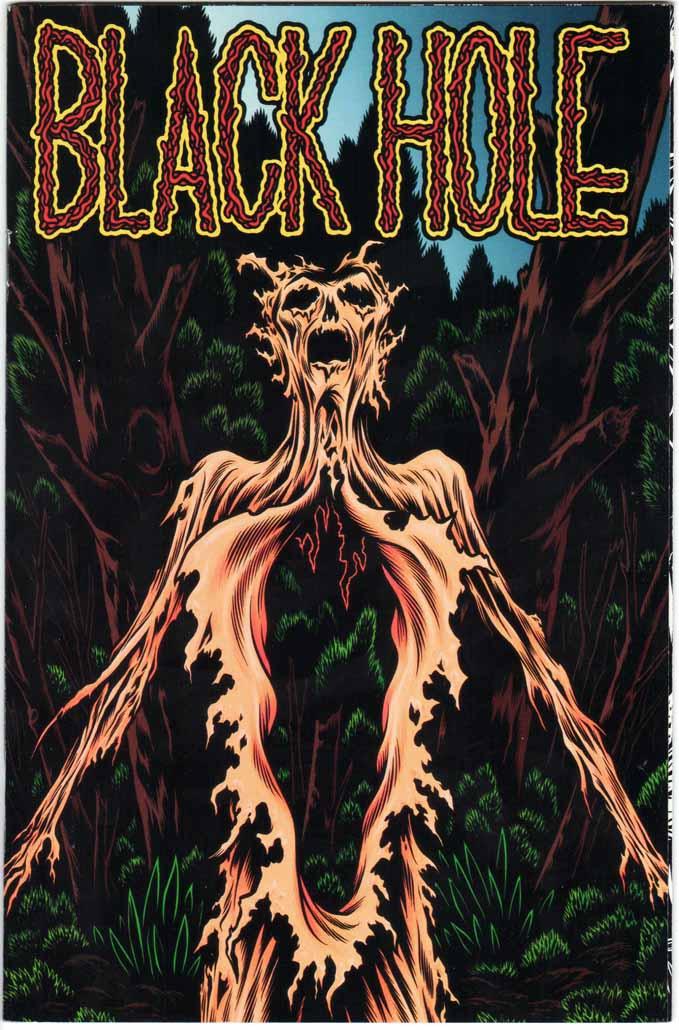 Black Hole (1995) #1