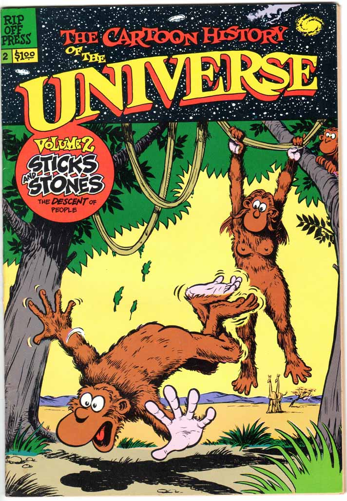 Cartoon History of the Universe (1979) #2