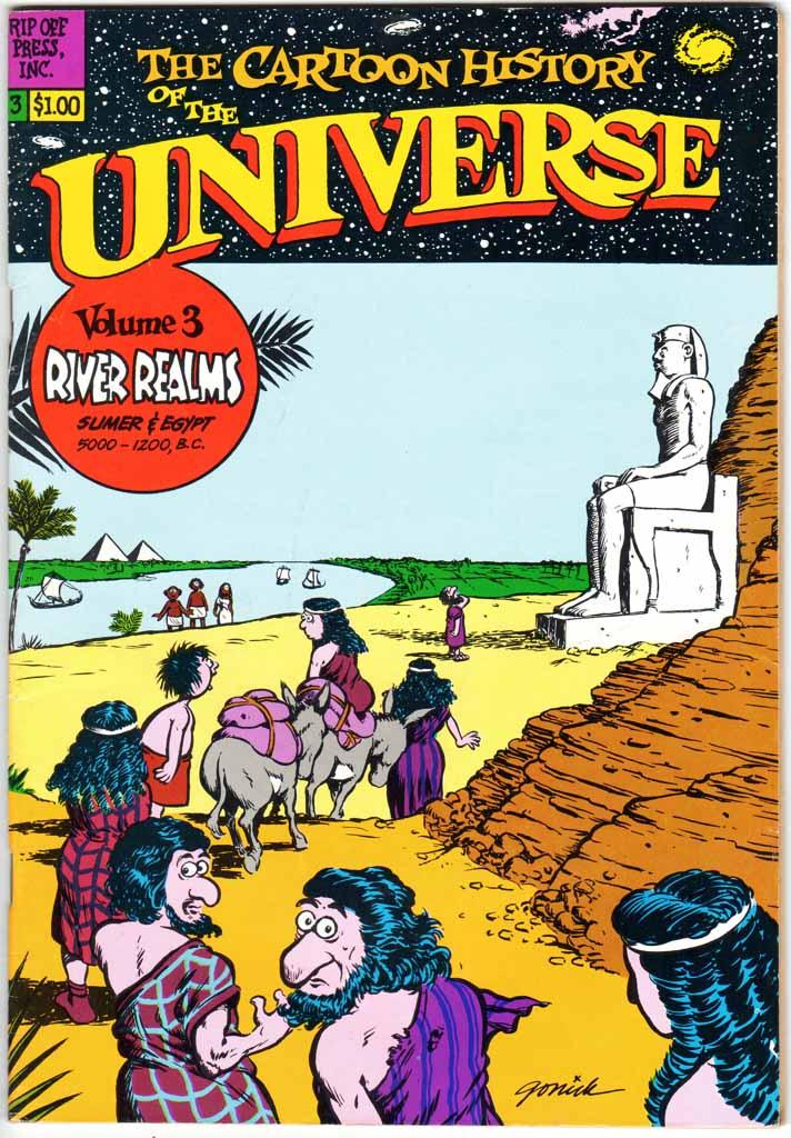 Cartoon History of the Universe (1979) #3