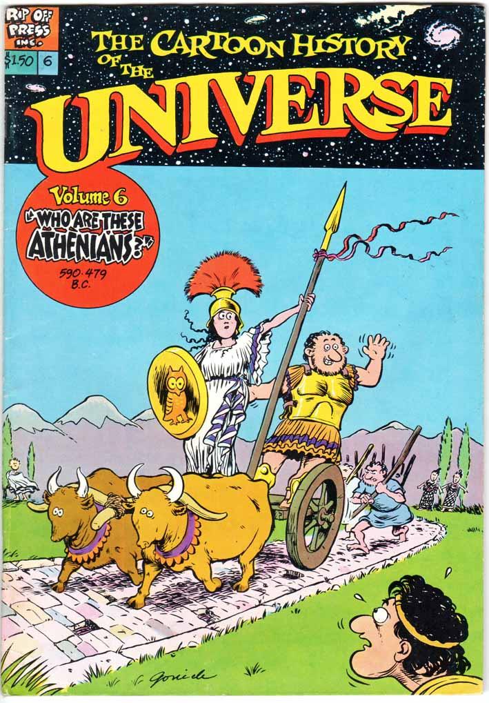 Cartoon History of the Universe (1979) #6