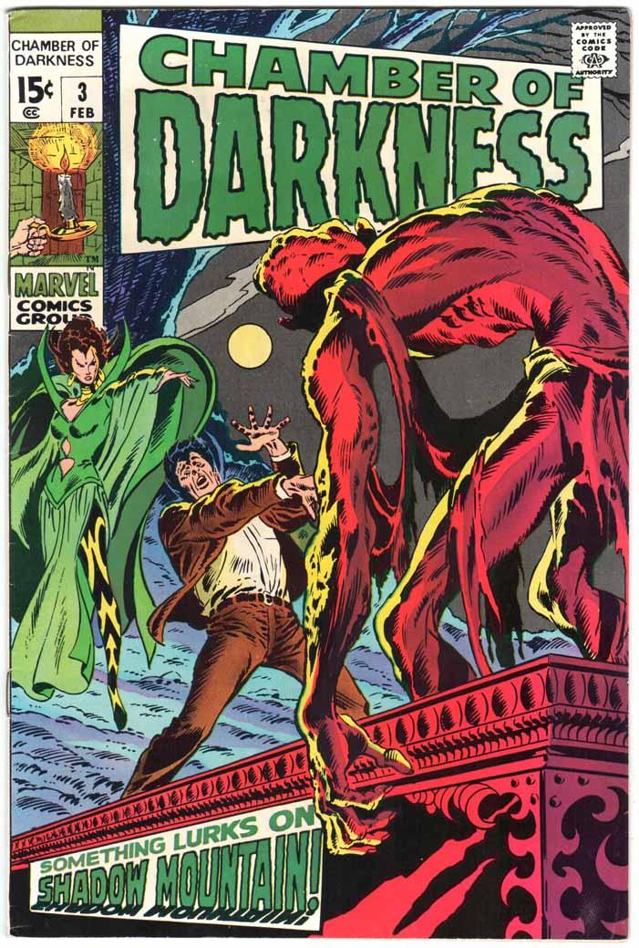 Chamber of Darkness (1969) #3