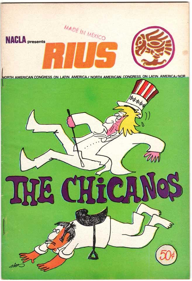 Chicanos (1973) #1
