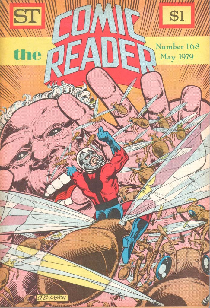 The Comic Reader (1961) #168