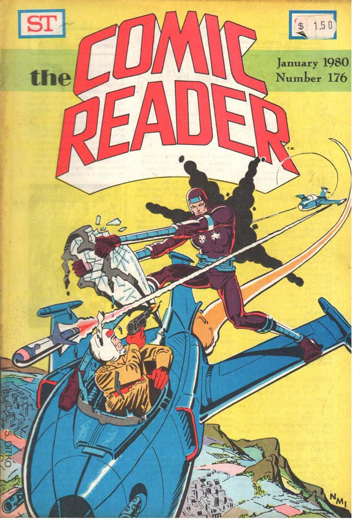 The Comic Reader (1961) #176