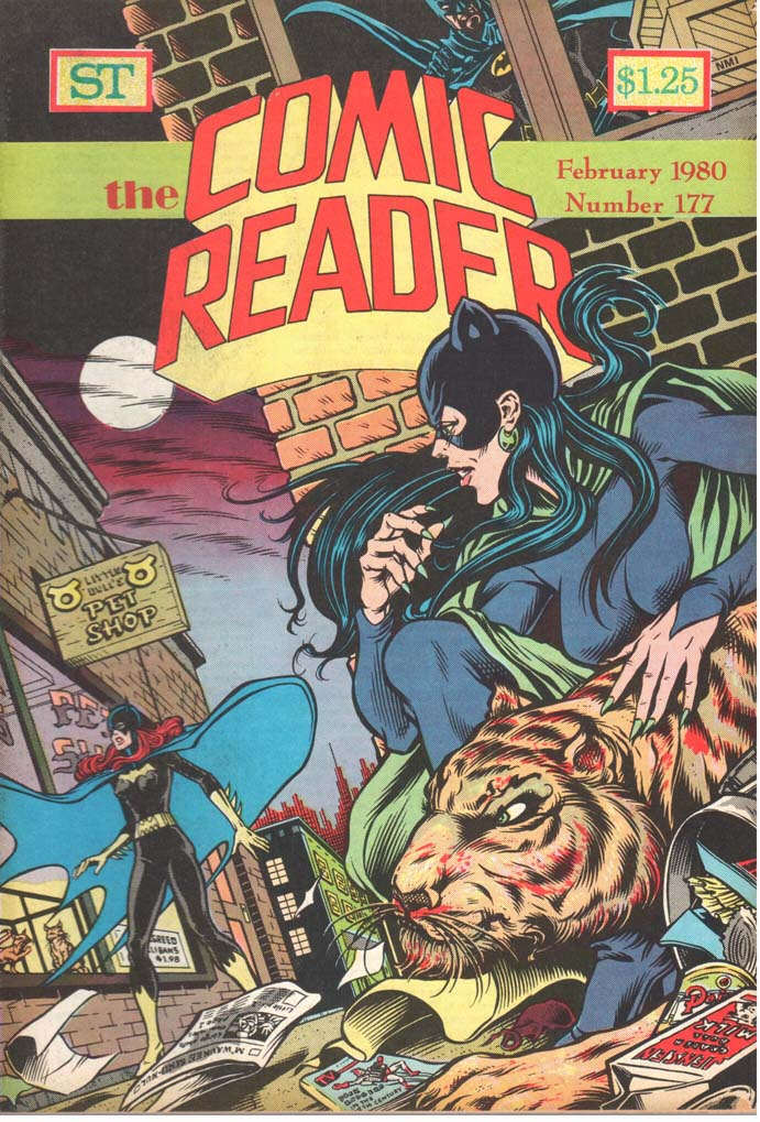 The Comic Reader (1961) #177