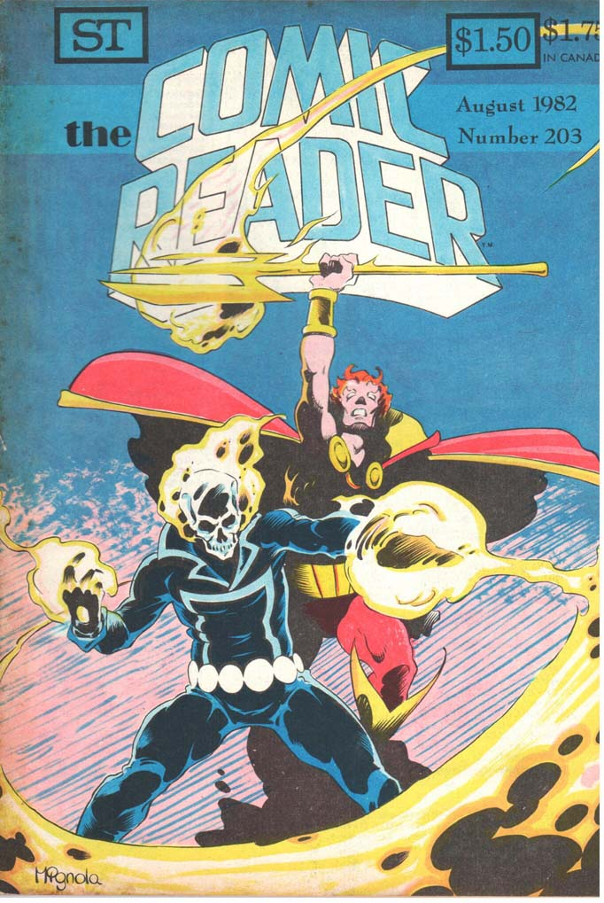 The Comic Reader (1961) #203