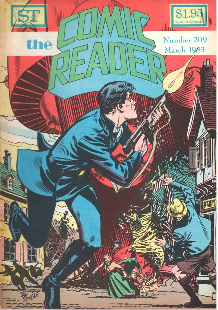 The Comic Reader (1961) #209