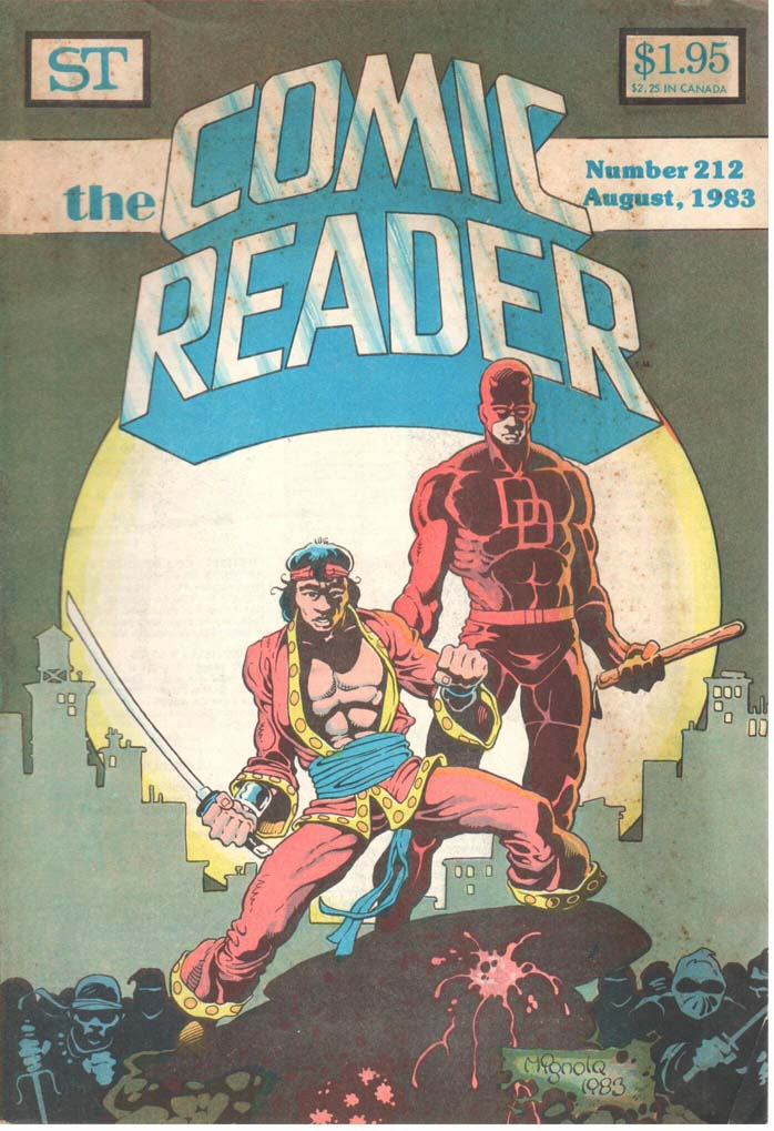 The Comic Reader (1961) #212
