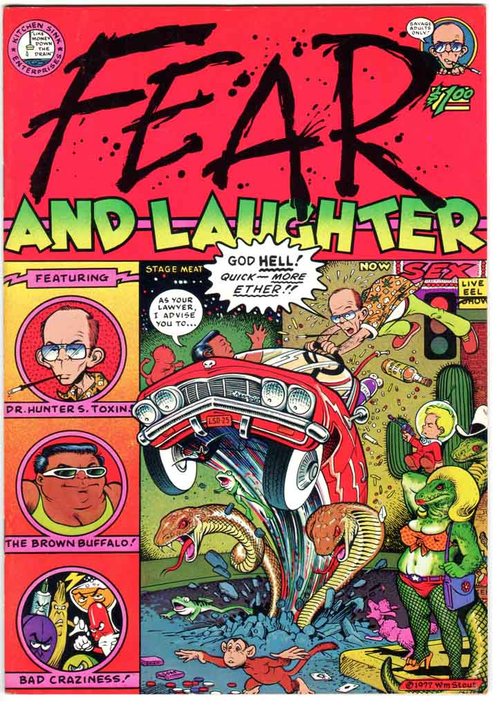 Fear and Laughter (1977) #1