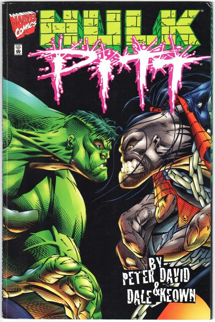 Hulk / Pitt (1996) #1