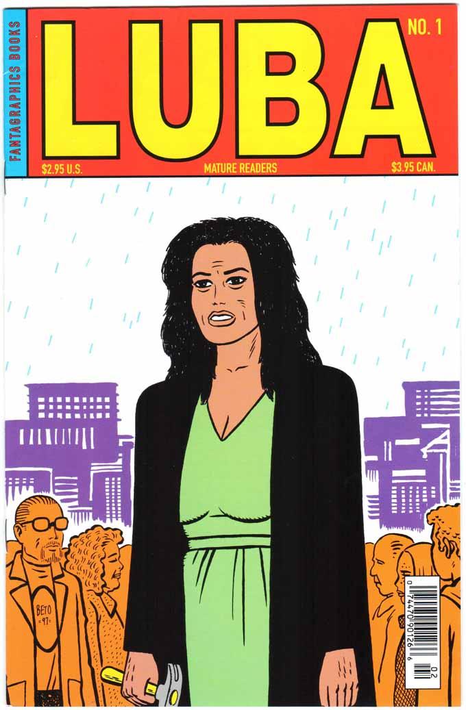 Luba (1998) #1