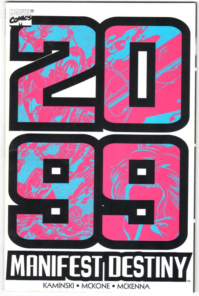 2099 Manifest Destiny (1998) #1