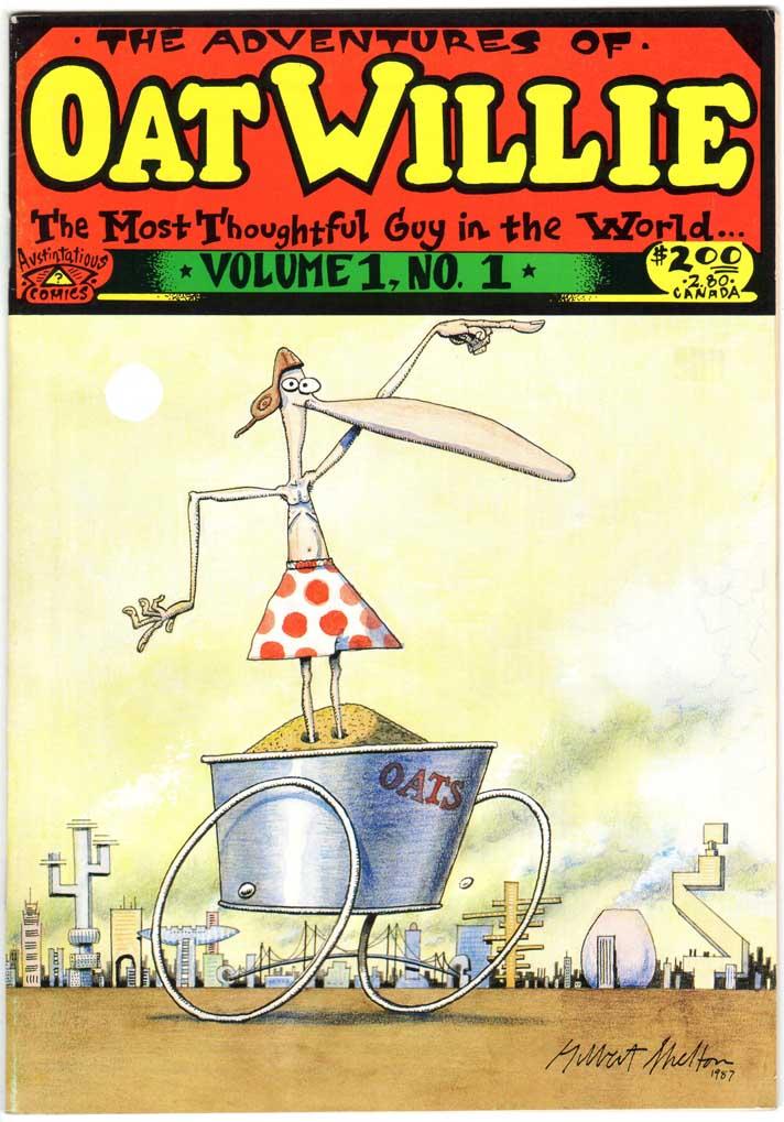 Adventures of Oat Willie (1987) #1