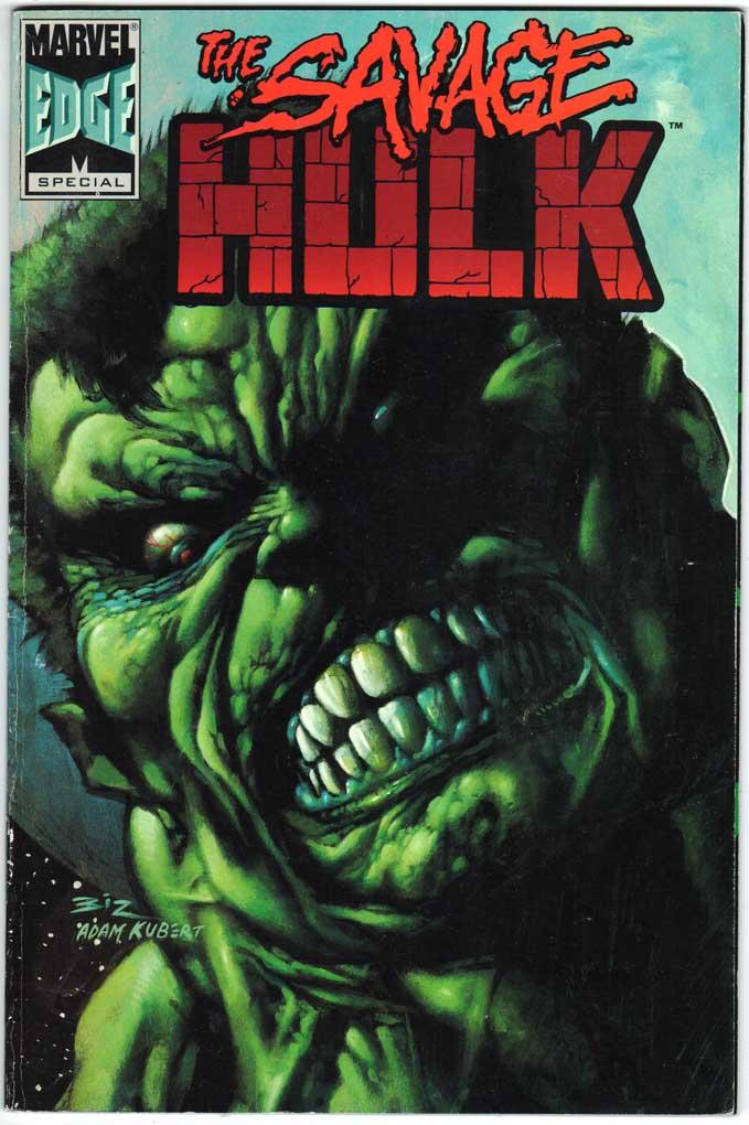 Savage Hulk (1996) #1