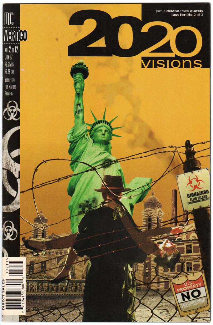 2020 Visions (1997) #2