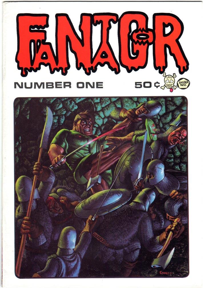 Fantagor (1970) #1