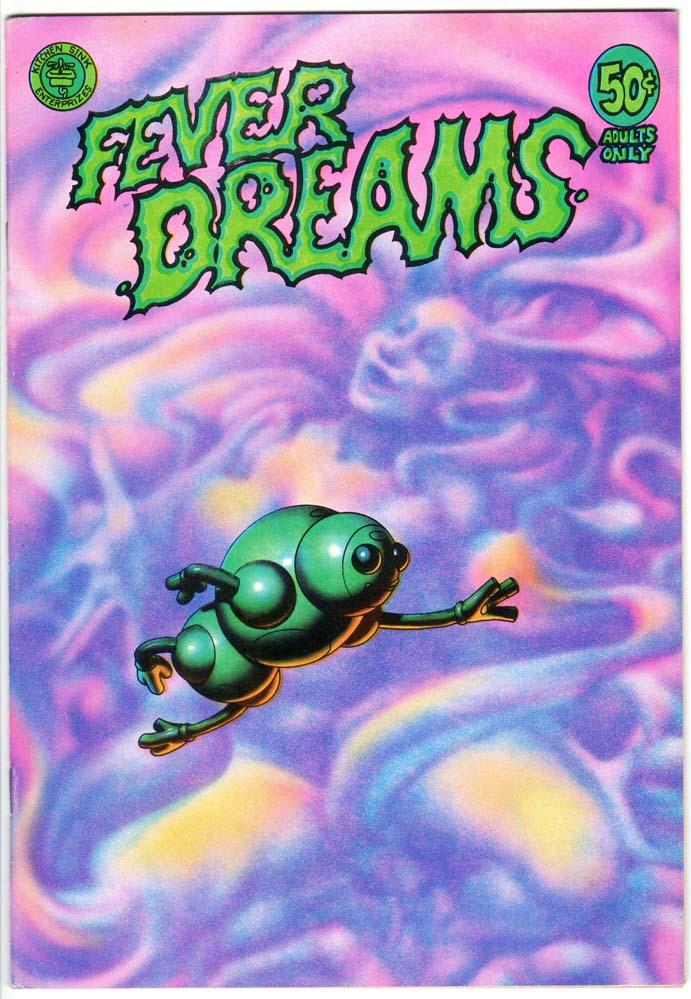 Fever Dreams (1972) #1