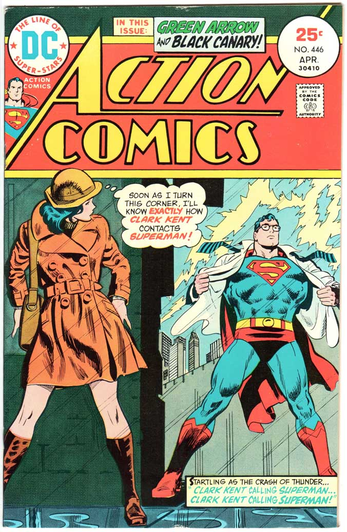 Action Comics (1938) #446