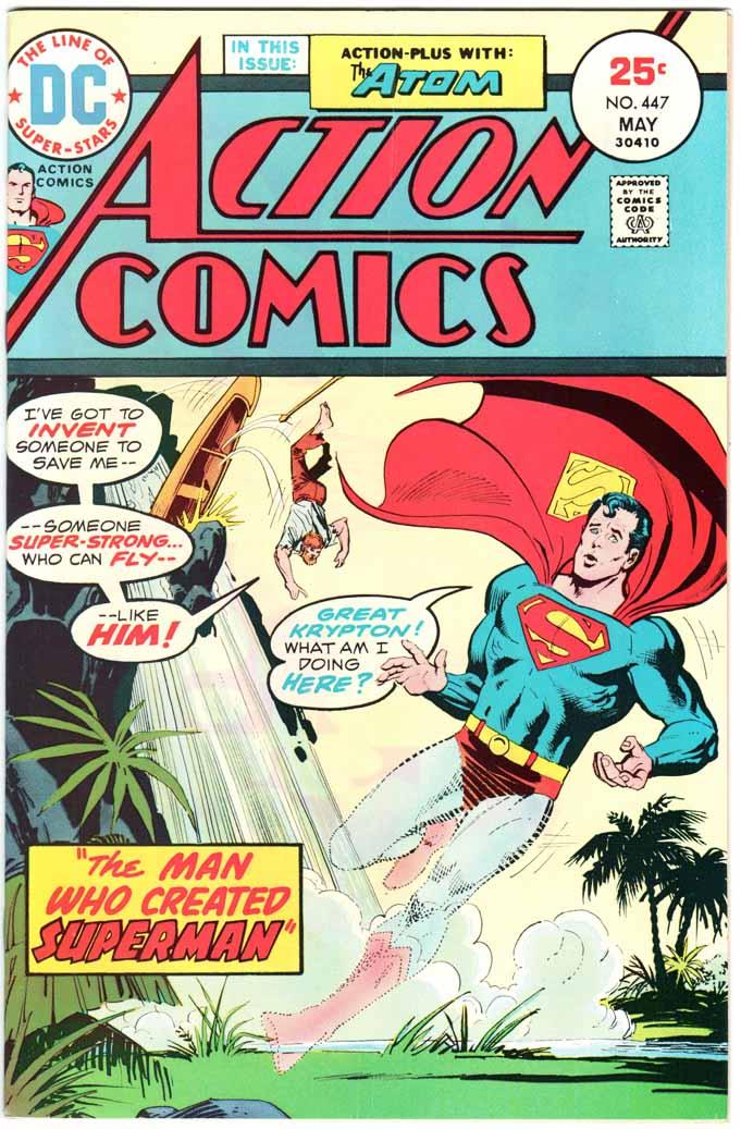 Action Comics (1938) #447