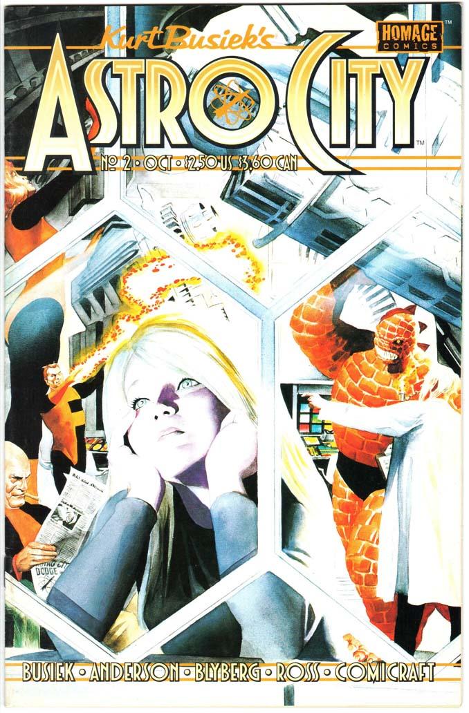 Astro City (1996) #2