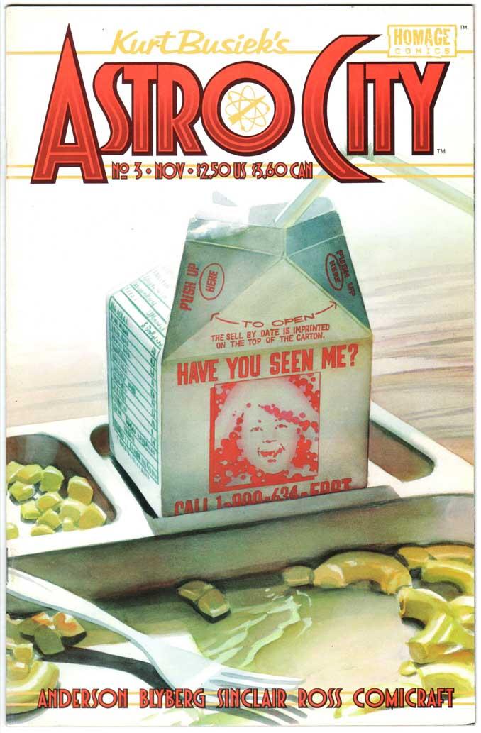 Astro City (1996) #3