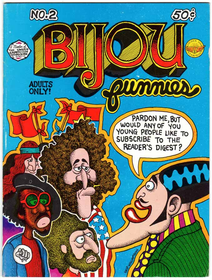 Bijou Funnies (1968) #2
