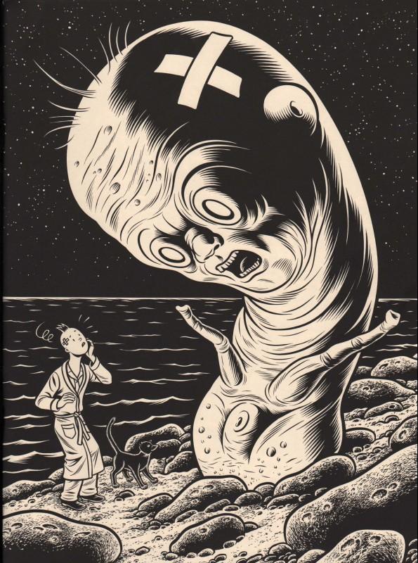 Charles Burns – 'Permagel' artbook (2008)