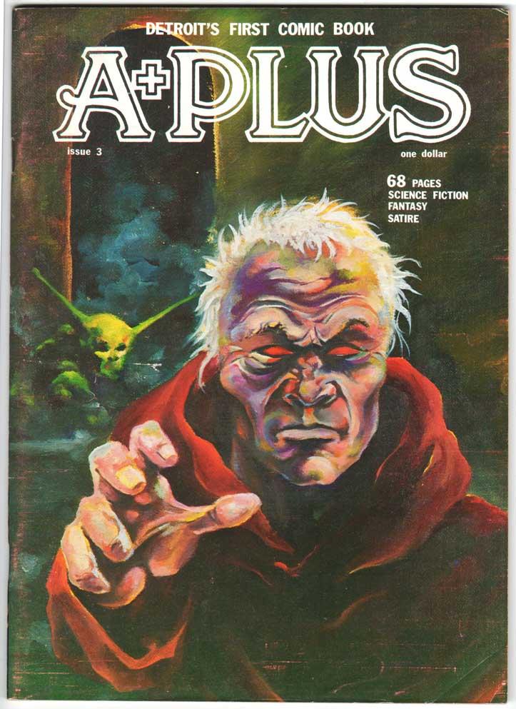 A+Plus (1977) #3
