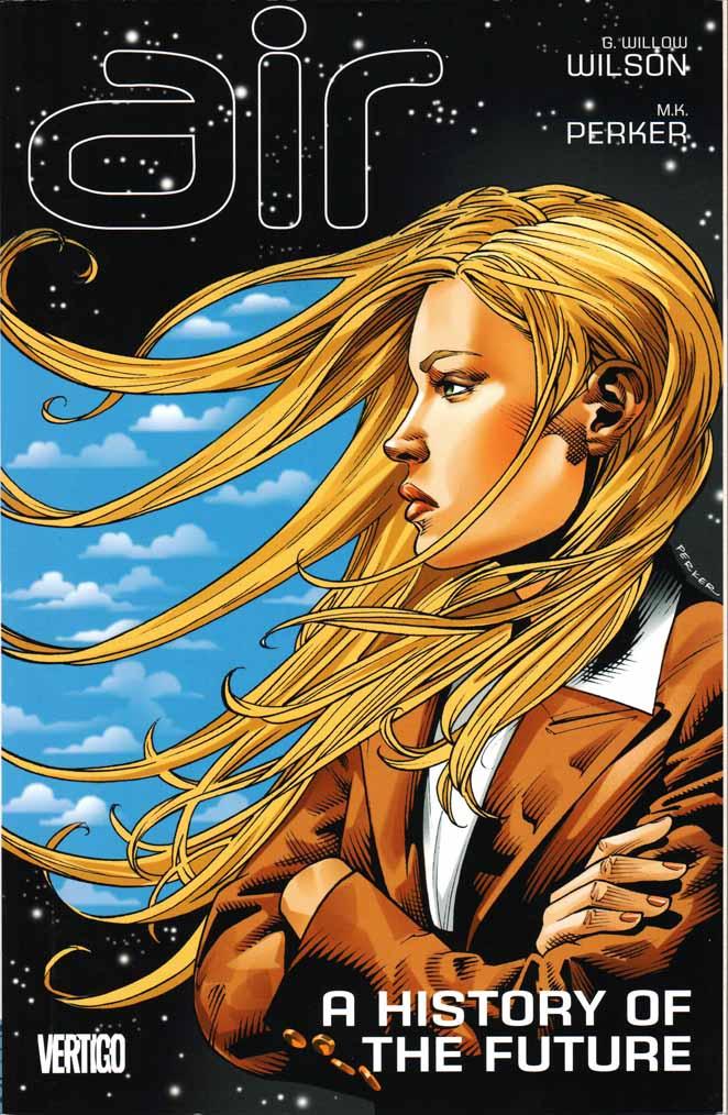 Air TPB (2009) #4