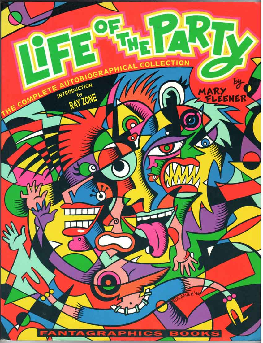 Life of the Party (1996) TPB
