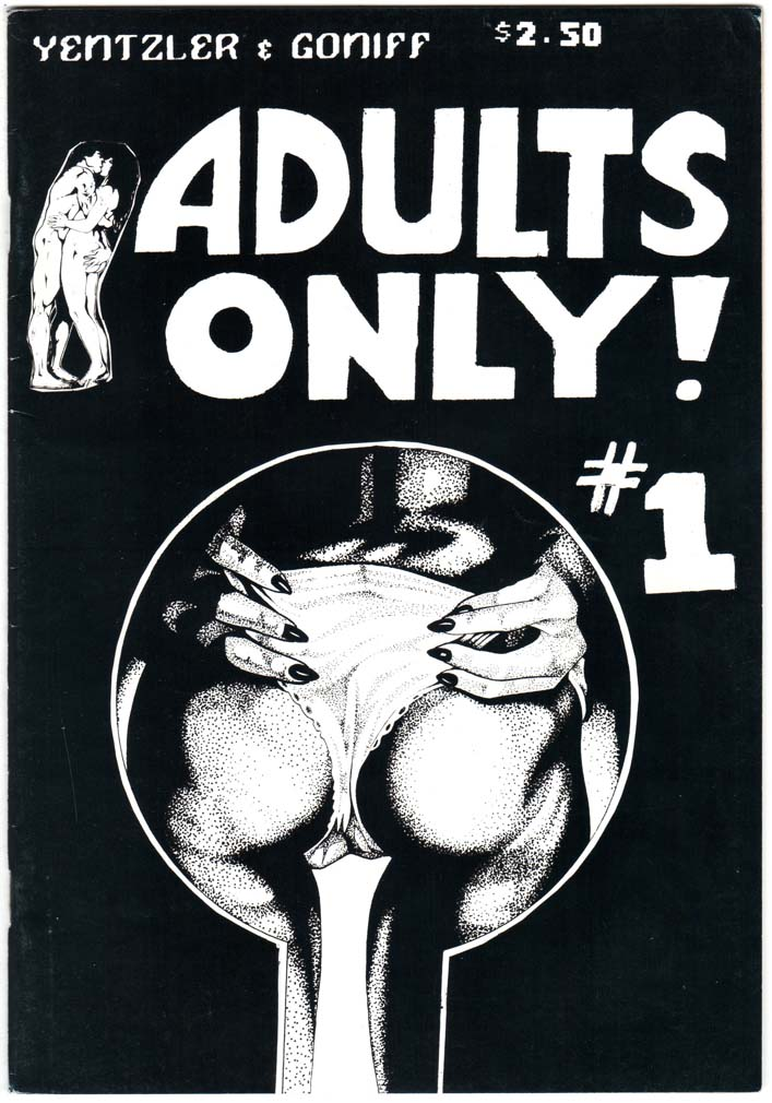 Adults Only (1987) #1