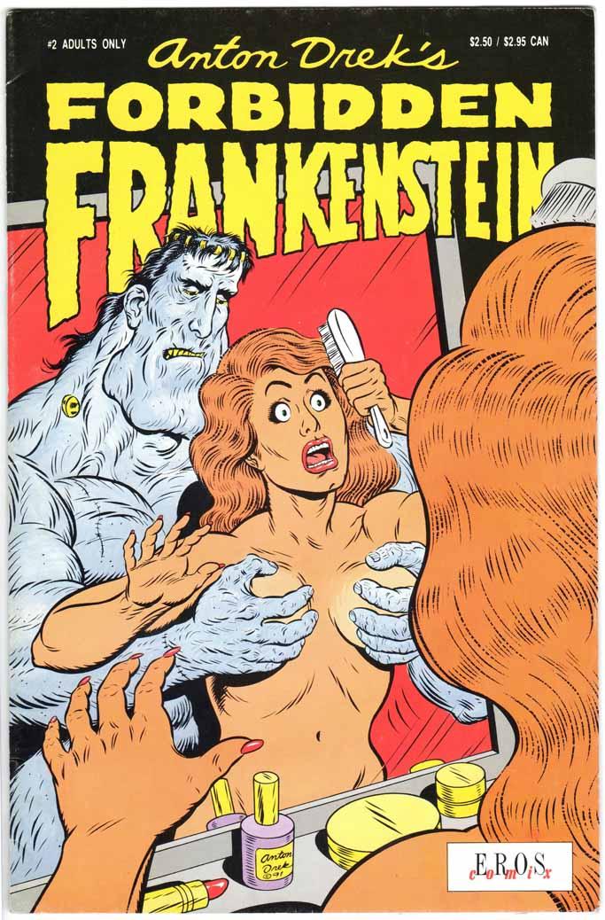 Forbidden Frankenstein (1991) #2