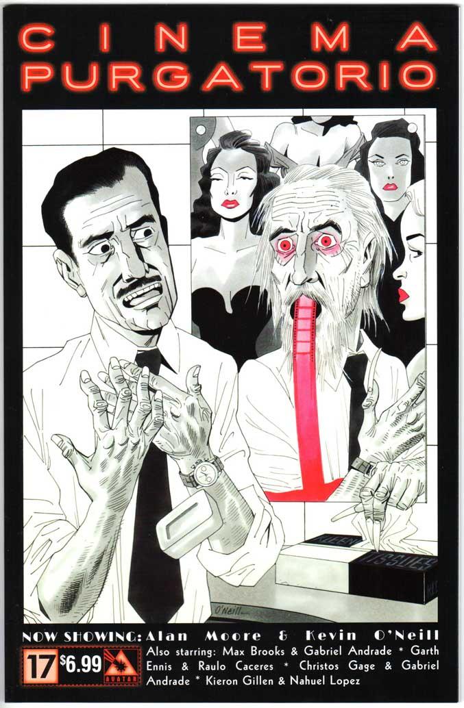 Cinema Purgatorio (2016) #17