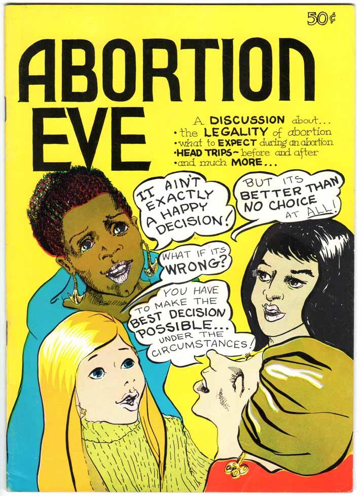 Abortion Eve (1973) #1