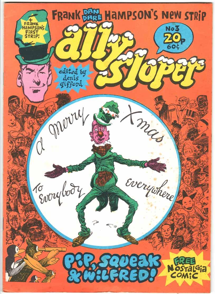 Ally Sloper (1976) #3