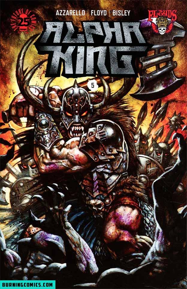 Alpha King (2016) #5