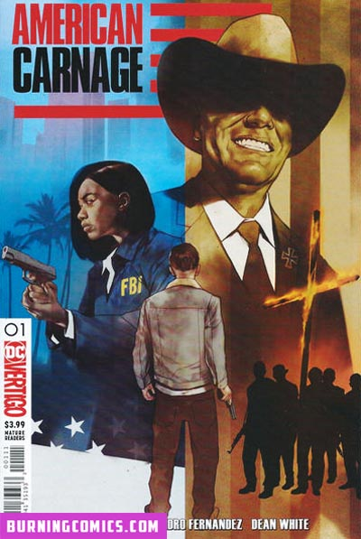 American Carnage (2018) #1