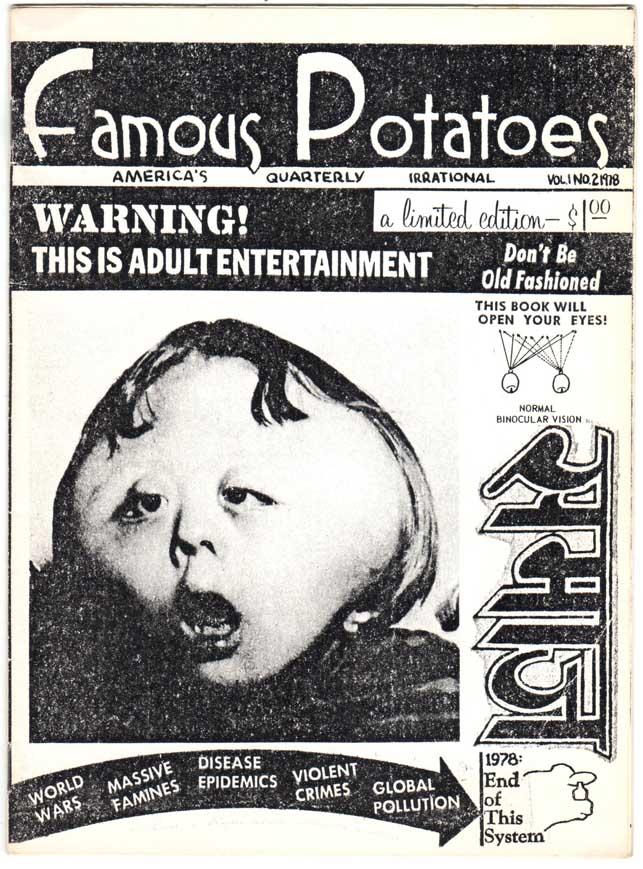 Famous Potatoes (1979) #2