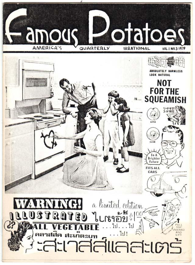 Famous Potatoes (1979) #3