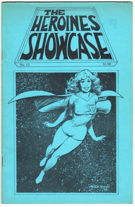 Heroines Showcase (1974) #12