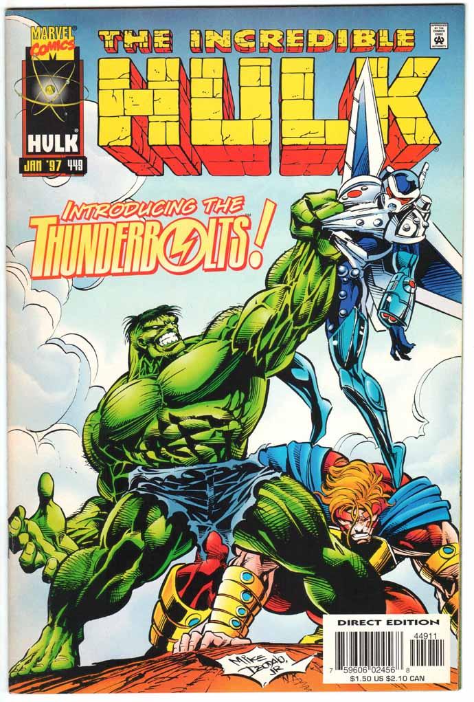 Incredible Hulk (1962) #449