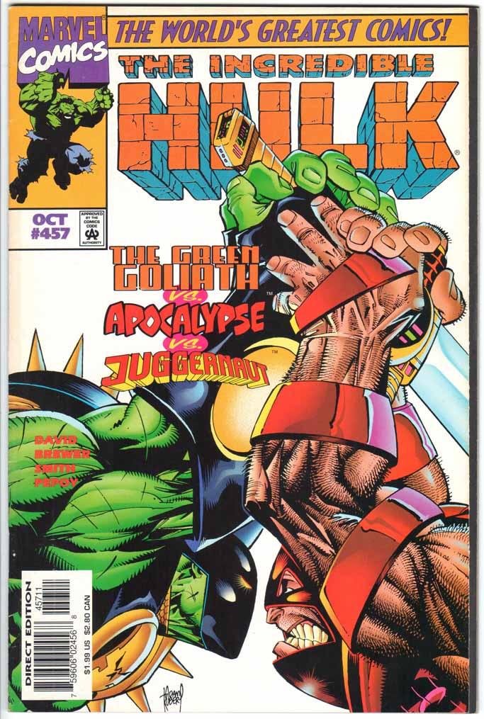Incredible Hulk (1962) #457