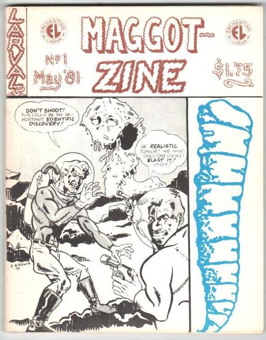 Maggot Zine (1981) #1