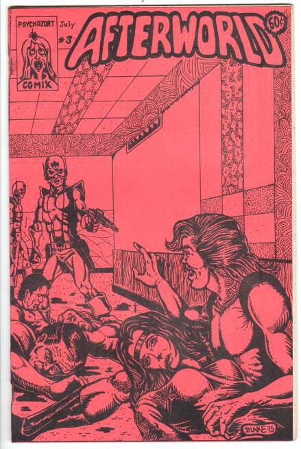Afterworld (1975) #3