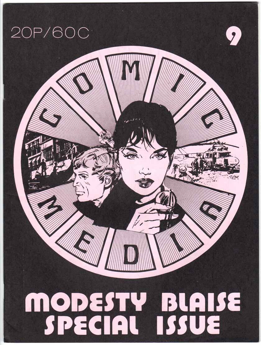 Comic Media (1973) #9