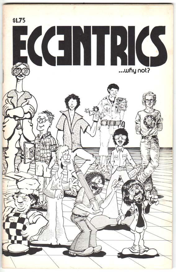Eccentrics (1980) #1