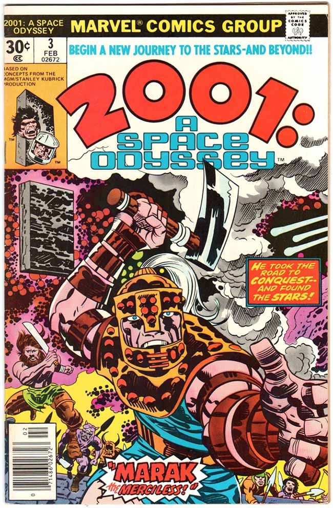 2001: A Space Odyssey (1976) #3