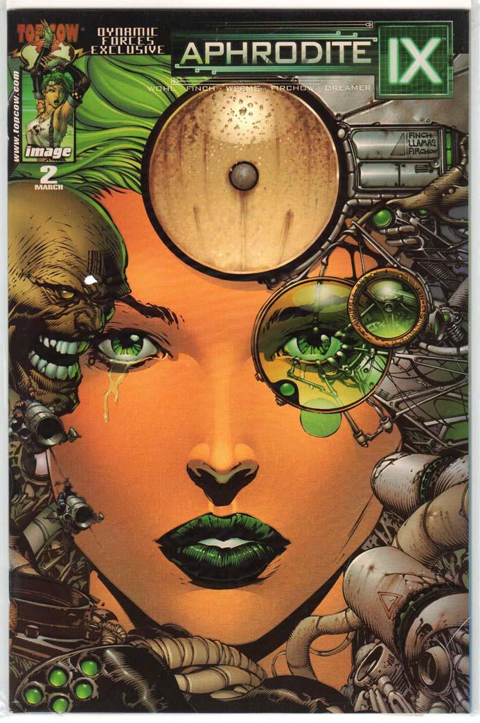 Aphrodite IX (2000) #2DF